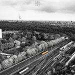 Gelber Zug